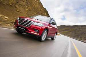 Haval H2  test drive by media and journalists