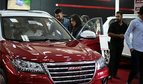 HAVAL Shining on the 43rd Baghdad International Fair