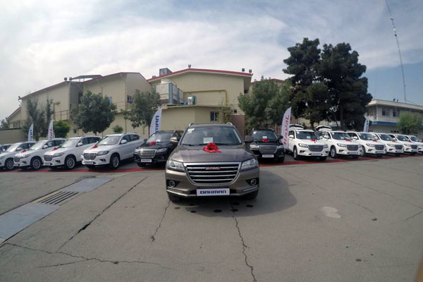 تحویل اولین سری خودرو هاوال H2 به مشتریان